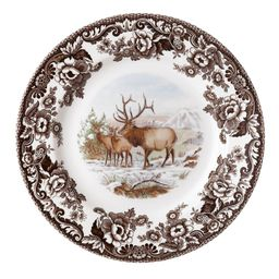 "Woodland 10.5"" Bone China Dinner Plate | Wayfair North America"