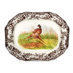Woodland Octagonal Platter | Wayfair North America