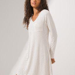 Long Sleeve Sleepshirt | Soma Intimates