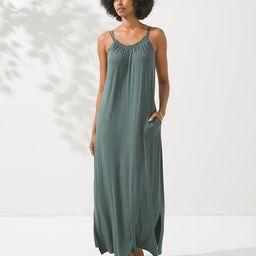 Shirred Maxi Dress | Soma Intimates