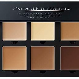 Aesthetica Cosmetics Cream Contour and Highlighting Makeup Kit - Contouring Foundation / Conceale...   Amazon (US)