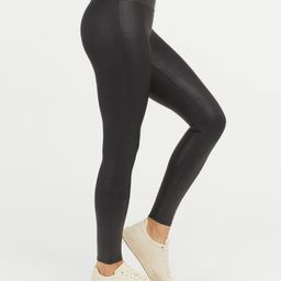 Faux Leather Leggings | Spanx