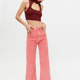 BDG High & Wide Corduroy Pant   Urban Outfitters (US and RoW)
