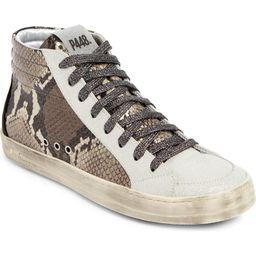 Skate Snakeskin Print High Top Sneaker | Nordstrom