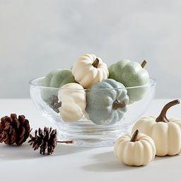 Faux Modern Pumpkin Vase Filler   Pottery Barn (US)
