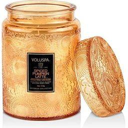 Voluspa Spiced Pumpkin Latte Large Glass Jar Candle with Lid By Visit the Voluspa Store - Walmart... | Walmart (US)