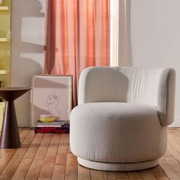 Amaia Swivel Chair | Urban Outfitters (US and RoW)