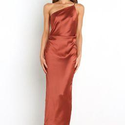 Luella Dress - Rust | Petal & Pup (US)