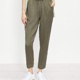 Lou & Grey Triple Cloth Pants | LOFT