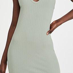 Zoe Deep V Dress   Shopbop