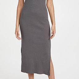 The Essential Rib Muscle Dress   Shopbop