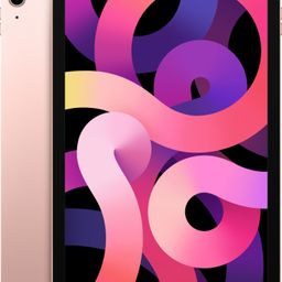Apple 10.9-Inch iPad Air Latest Model (4th Generation) with Wi-Fi 64GB Rose Gold MYFP2LL/A - Best...   Best Buy U.S.