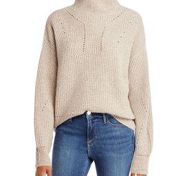AQUA Cashmere                                                                Novelty Stitch Cashm... | Bloomingdale's (US)