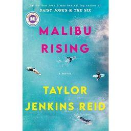 Malibu Rising - by Taylor Jenkins Reid (Hardcover) | Target