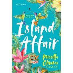 Island Affair - (Keys to Love) by Priscilla Oliveras (Paperback) | Target