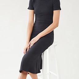 Ribbed Midi Dress   Shopbop