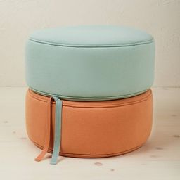 Appenine Linen Stacking Pouf - Opalhouse™ designed with Jungalow™ | Target
