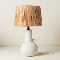 Double Handle Ceramic Table Lamp (Includes LED Light Bulb) - Opalhouse™ designed with Jungalow...   Target