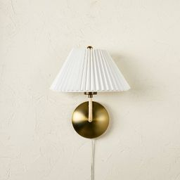 Rattan Wrapped Sconce Brown (Includes LED Light Bulb) - Opalhouse™ designed with Jungalow™   Target