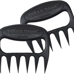 The Original Bear Paws Shredder Claws - Easily Lift, Handle, Shred, and Cut Meats - Essential for...   Amazon (US)