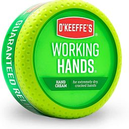 O'Keeffe's Working Hands Hand Cream, 3.4 Ounce Jar, (Pack 1)   Amazon (US)