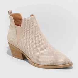 Women's Sylvie Ankle Boots - Universal Thread™   Target