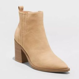 Women's Whitney Heeled Boots - Universal Thread™   Target
