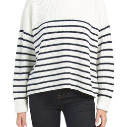 Millie Mozart Stripe Sweater | TJ Maxx