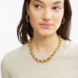 Spiral Staircase Necklace | Bandier