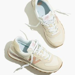 New Balance® Suede 574 Sneakers   Madewell