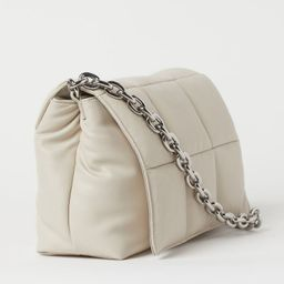 Quilted Shoulder Bag   H&M (US)