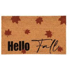 Hello Fall Doormat   Target