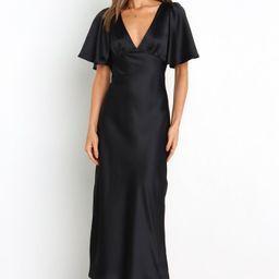 Marilyn Dress - Black | Petal & Pup (US)