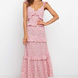 Aspa Dress - Pink | Petal & Pup (US)