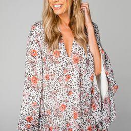 Jasmine Tunic Dress - Everglade | BuddyLove