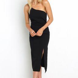 Xiomar Dress - Black | Petal & Pup (US)