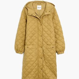 Austwell Quilted Coat   Madewell