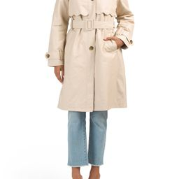 Kate Spade Belted Trench | Marshalls