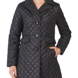 Kate Spade Blazer Quilted Coat | Marshalls