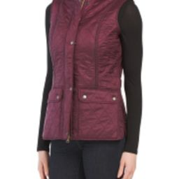 Wray Gilet Quilted Vest | Midweight Jackets | Marshalls | Marshalls