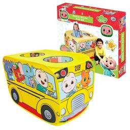 CoComelon Musical Yellow Play Bus | Target