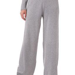 Wide Leg Sweater Pants   Nordstrom