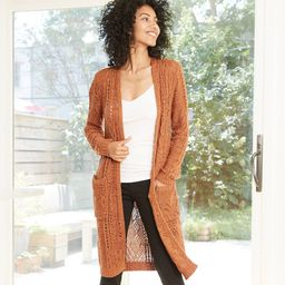 Women's Duster Cardigan - Knox Rose™   Target