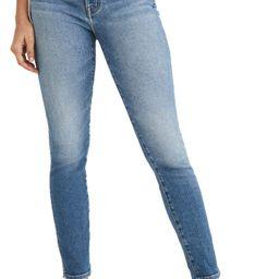 10-Inch High Waist Crop Skinny Jeans   Nordstrom