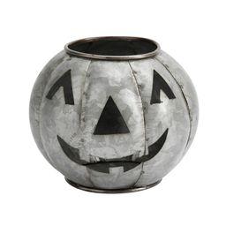 Metal Jack-O-Lanterns - Galvanized | Pottery Barn (US)