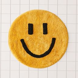 Happy Face Bath Mat   Urban Outfitters (US and RoW)