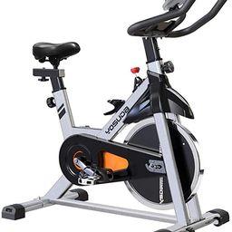 YOSUDA Indoor Cycling Bike Stationary - Cycle Bike with Ipad Mount &Comfortable Seat Cushion (G... | Amazon (US)