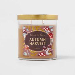 Lidded Glass Jar Autumn Harvest Candle - Opalhouse™ | Target