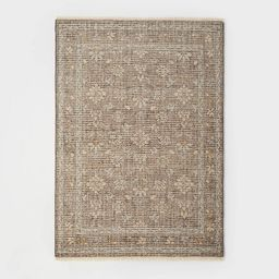 Buena Park Hand Knot Persian Rug Beige - Threshold™ designed with Studio McGee | Target