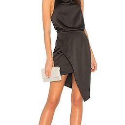 x Revolve Camo Dress in Black | Revolve Clothing (Global)